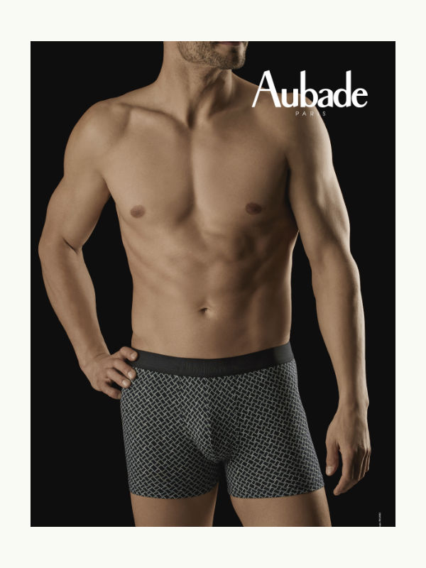 Aubade Men Jet black
